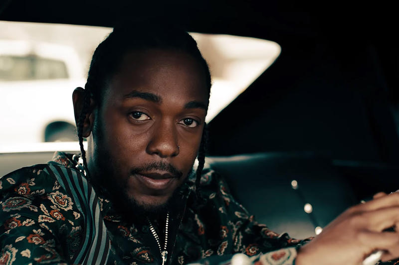 Kendrick Lamar Release Date New Album April 7 The Heart Part 4 Be Humble