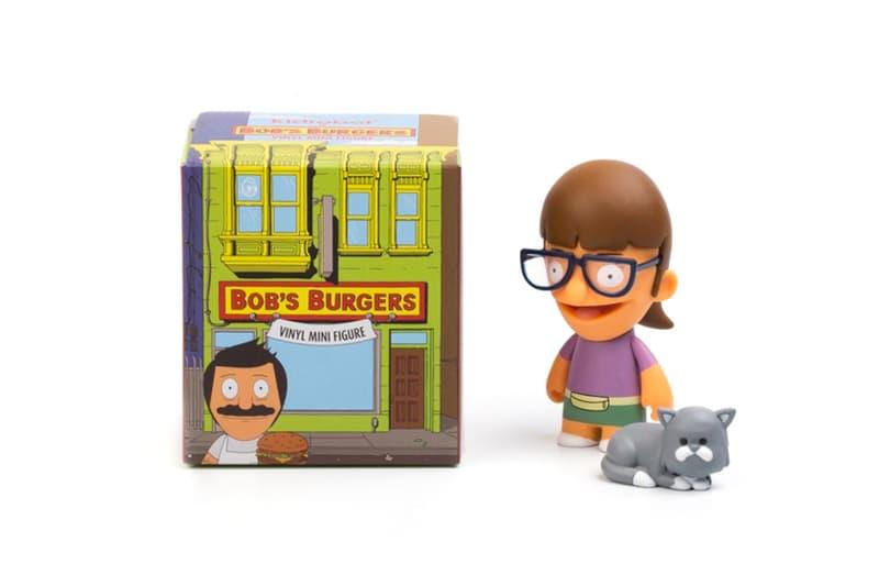 kidrobot bob's burgers mini figurines TV Shows Design