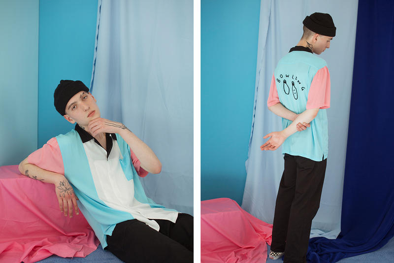 Lazy Oaf Summer 2017 Bowling Shirt