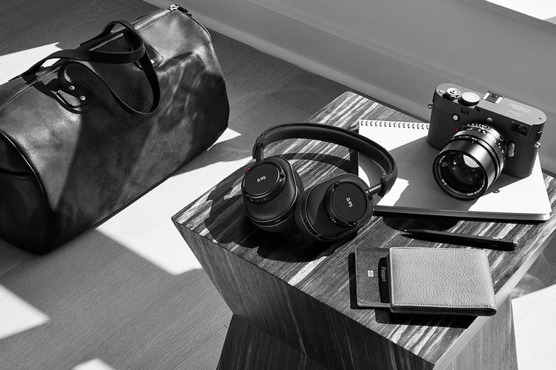 Leica Master & Dynamic 0.95 Collection MH40 MW60 ME05 Headphones