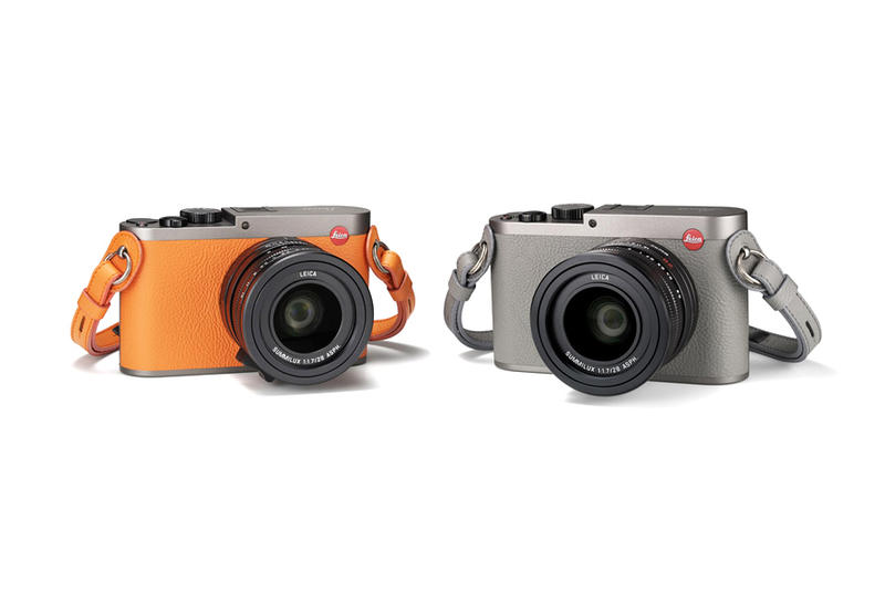 Leica Q GINZA SIX Limited Edition Cameras