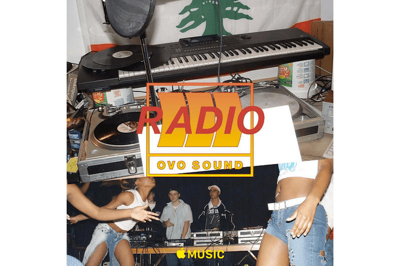 Listen to the 40th Episode of OVO Sound Radio Here