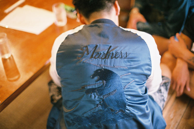 MADNESS 2017 Spring Summer Lookbooks Shawn Yue