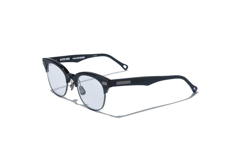 madness shawn yue native sons john q sunglasses glasses frames collaboration