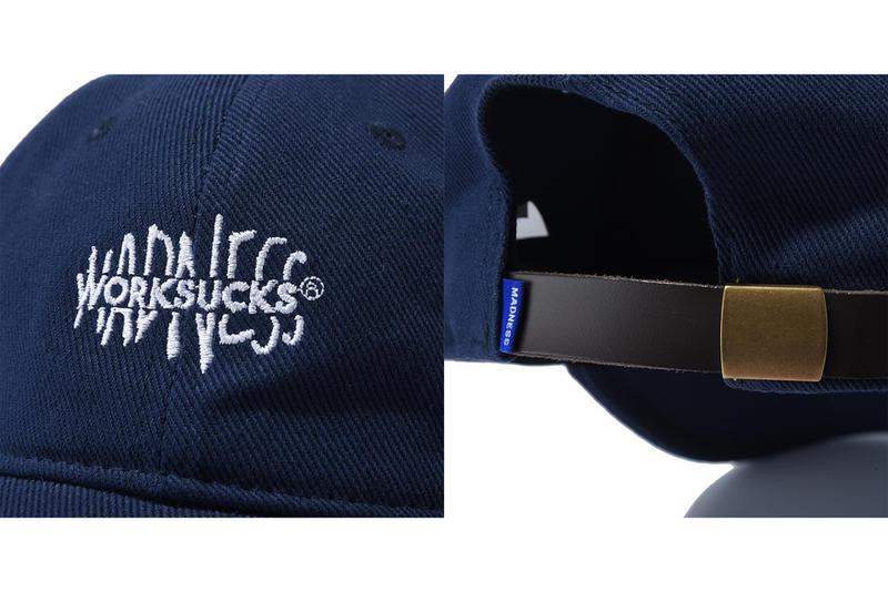 MADNESS x WORKSUCKS Love Off the Cuff Collection