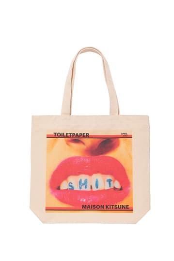 Maison Kitsuné and TOILETPAPER Collection