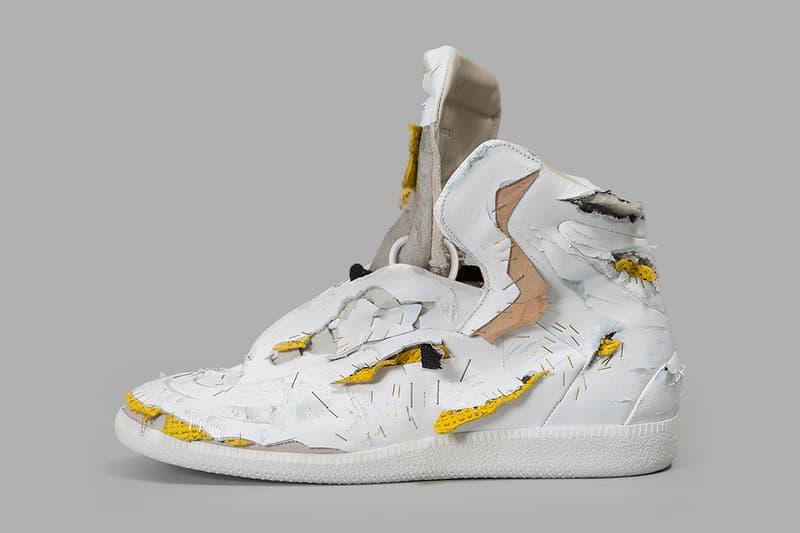 Maison Margiela Destroyed Future Sneaker