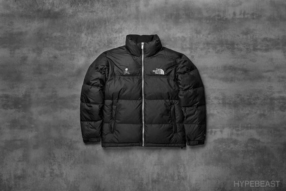 mastermind WORLD x THE NORTH FACE 2017 Urban Exploration Collection Lookbook Puff Jackets Bags Accessories