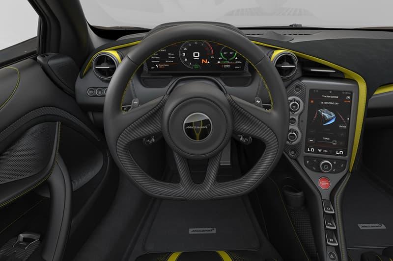 McLaren 720S Saros