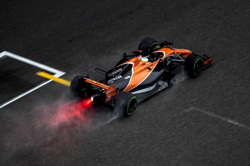 McLaren Honda Racing 3D Printing Stratasys