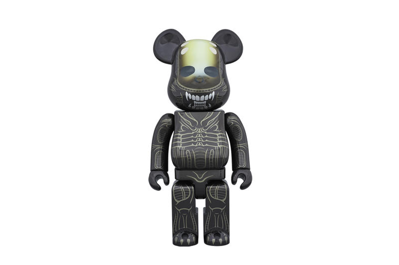 Medicom Toy BE@RBRICK Alien Covenant