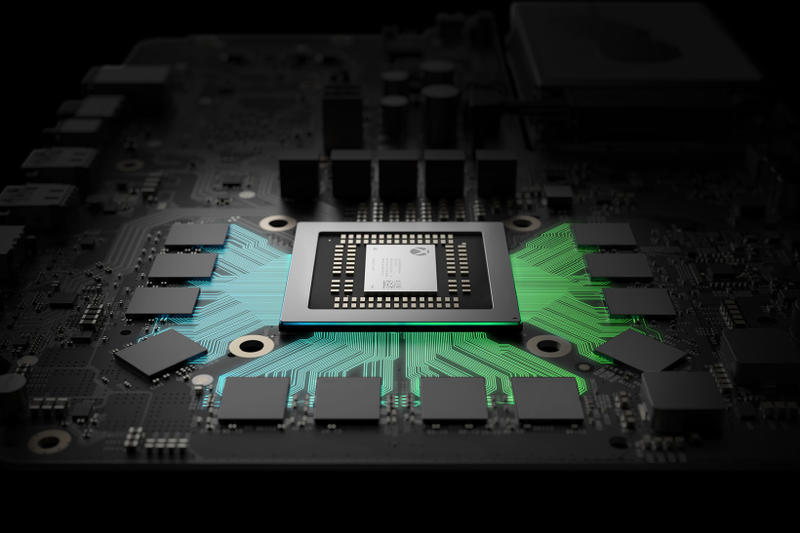 Microsoft Project Scorpio Xbox CPU GPU Final Specs