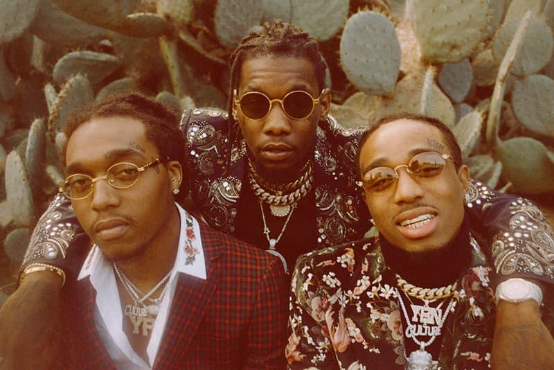 Migos Culture Platinum RIAA