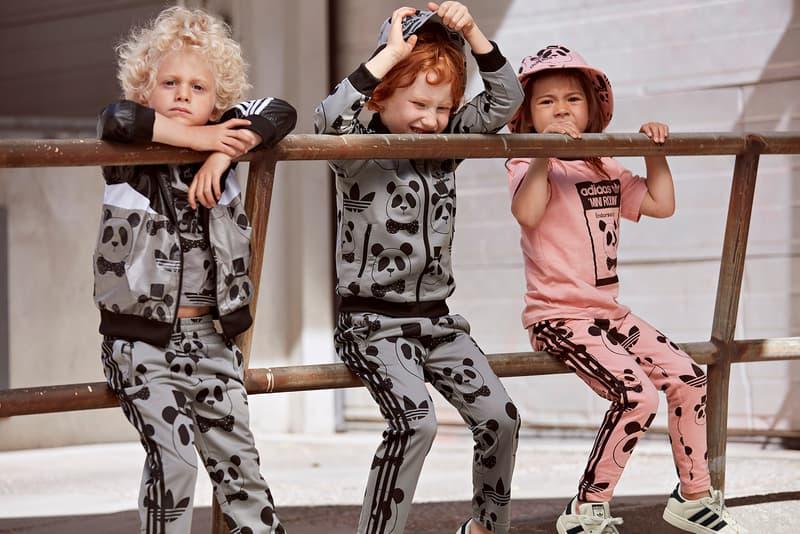 Mini Rodini adidas Originals 2017 Spring Summer Collaboration Collection
