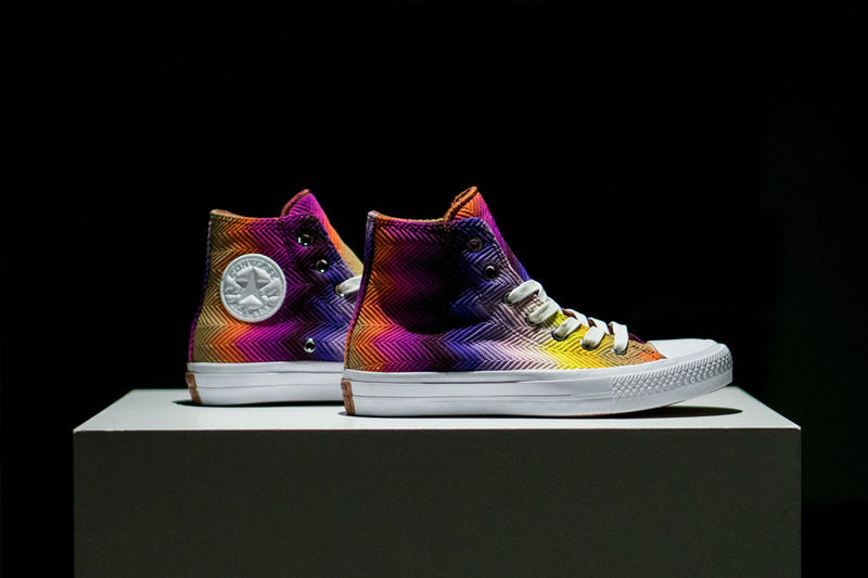 Missoni Converse Chuck Taylor All Star II 2017 Spring