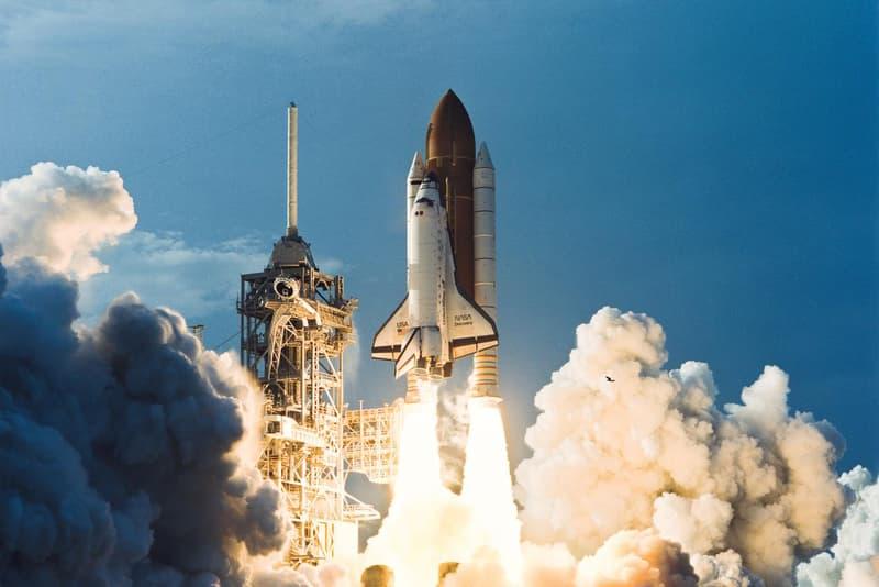 NASA STS-64 Launch
