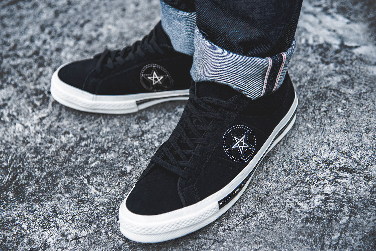Converse One Star Vans Authentic