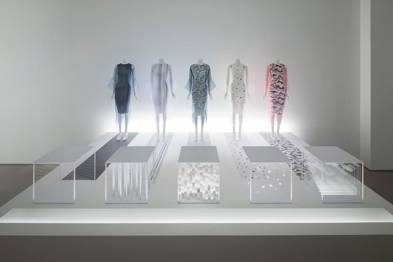 Nendo Jil Sander Milan Design Week Invisible Outlines 80 Sheets of Mountains Jellyfish Vases