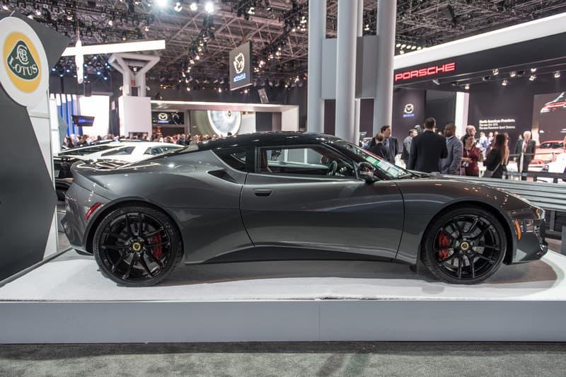 Lotus Evora 410 Grey