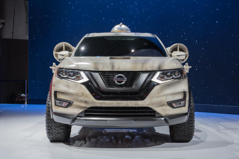 2017 Nissan Rogue: 'Rogue One Star Wars' Limited Edition