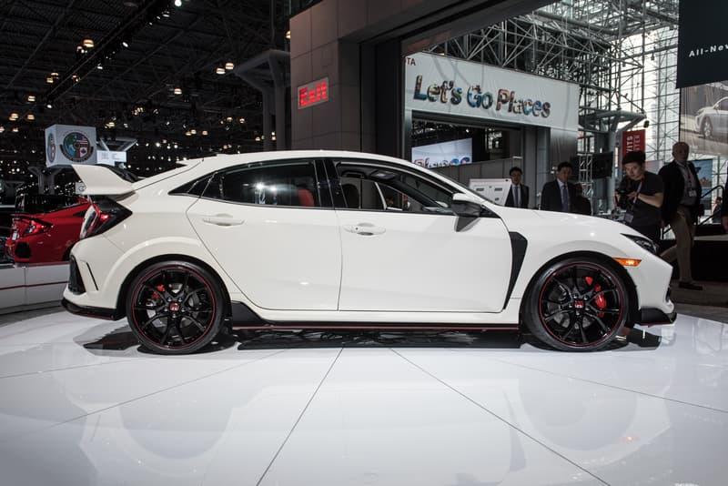 2018 Honda Civic Type R Championship White
