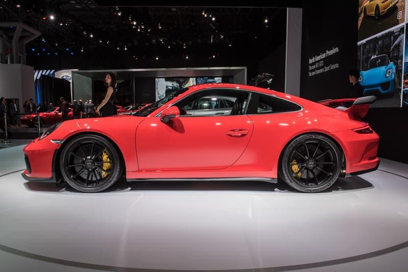 2018 Porsche 911 GT3 Red
