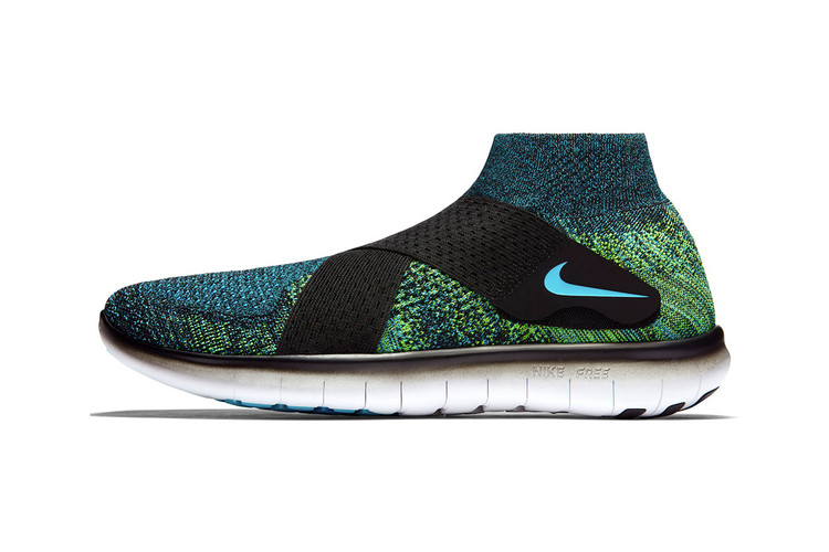 119e232821b Nike Free RN Motion Flyknit 2. Nike s 2017 Free RN Collection Features  Three Contrasting Models