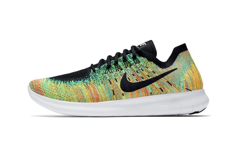 Nike 2017 Nike Free RN Collection