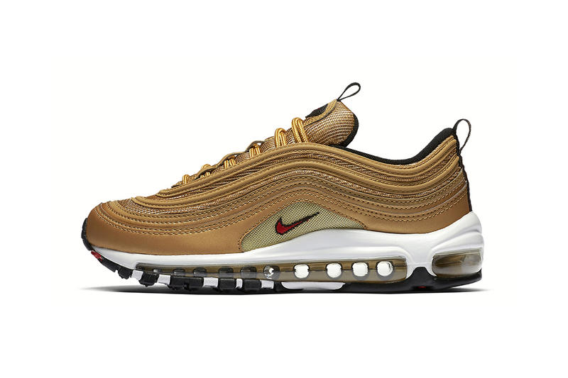 Nike Air Max 97 Metallic Gold 2017 US Release