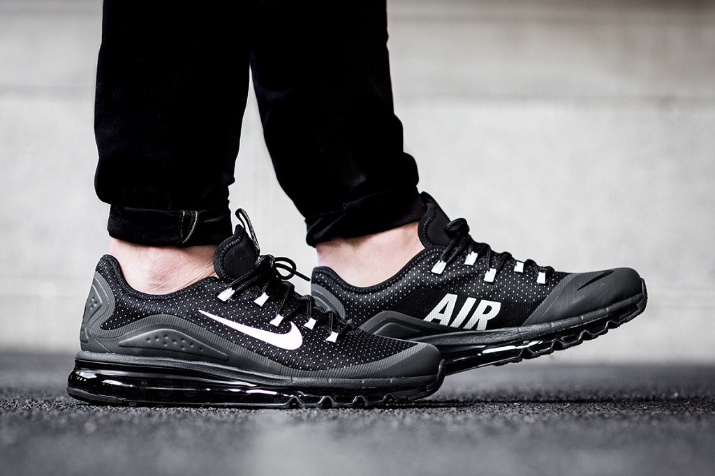 Nike Air Max More in Black | HYPEBEAST
