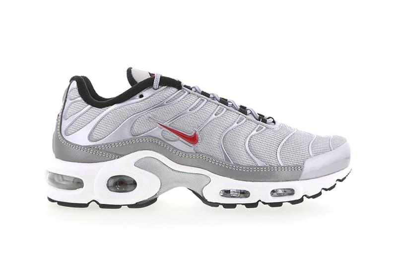 "Nike Air Max Plus ""Silver Bullet"""