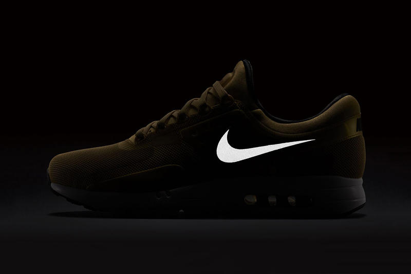 Nike Air Max Zero Metallic Gold Footwear Sneakers Shoes
