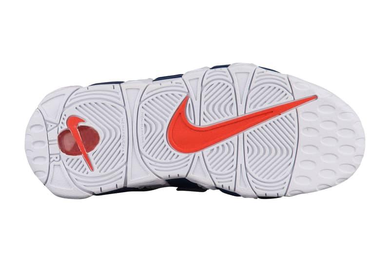 "Nike Air More Uptempo ""Knicks"""