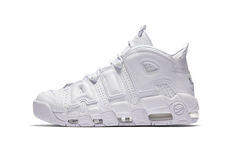 finest selection d3955 0d17a Nike Air More Uptempo Triple White