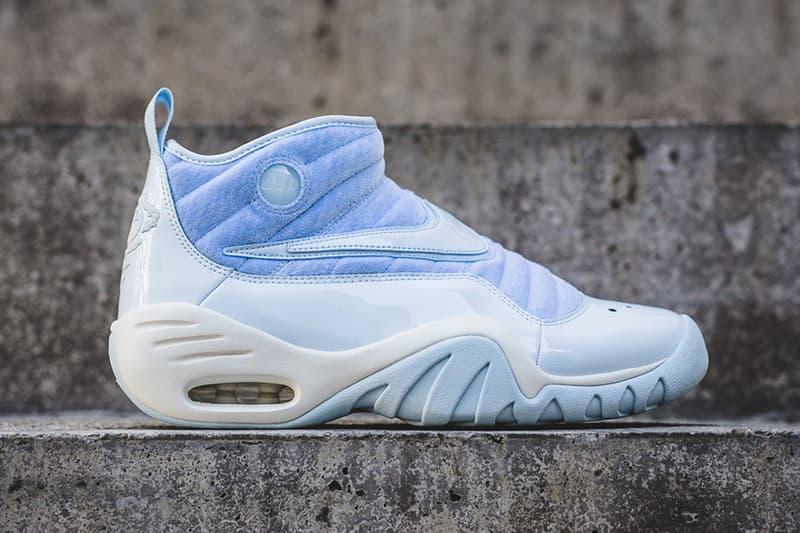 Nike Air Shake NDestrukt Dennis Rodman Easter Pastel Blue