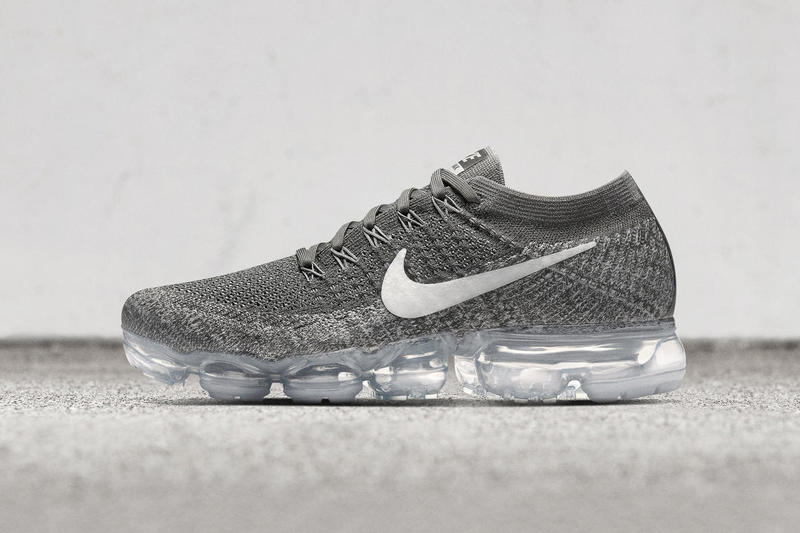 "Nike's Air VaporMax ""Asphalt"" Silhouette Is an All-Season Stunner"