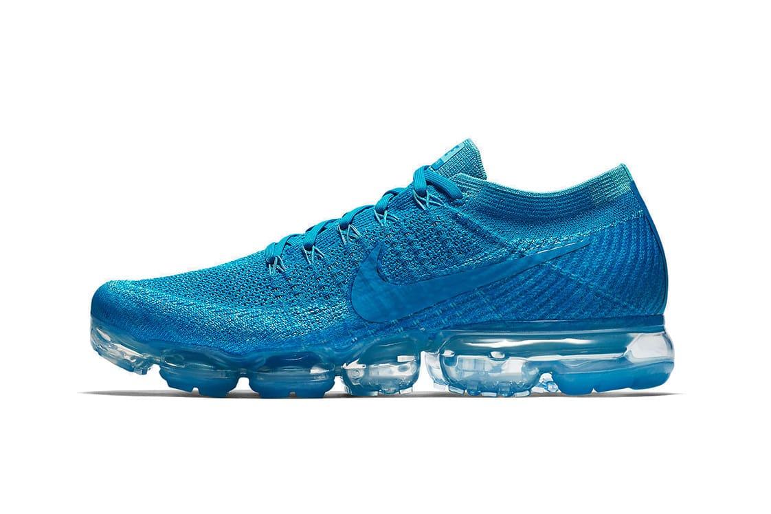 Nike VaporMax Blue Orbit | HYPEBEAST