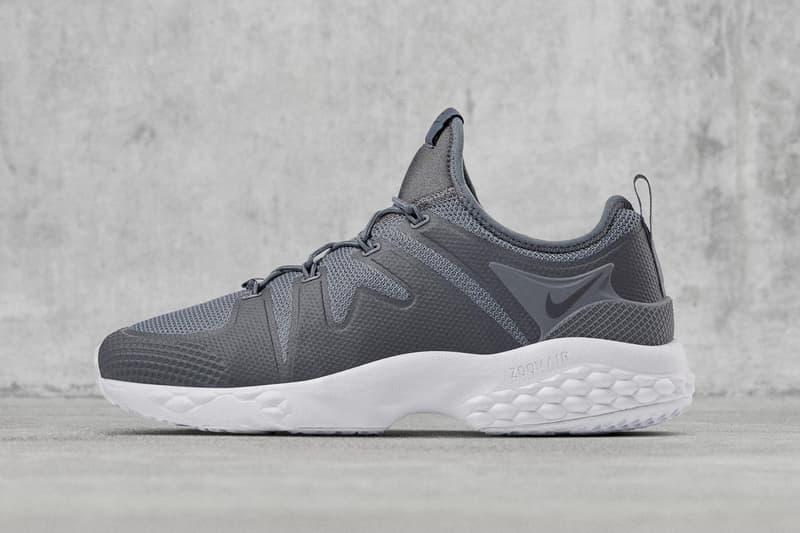 NikeLab Air Zoom LWP Cool Grey Footwear Shoes Sneakers Kim Jones