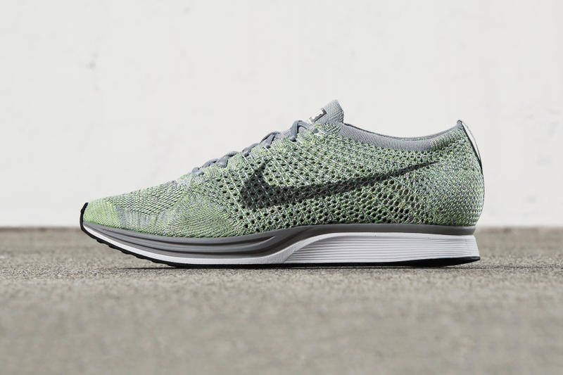 3e435092f27eb Nike Flyknit Racer Macaroon Pack Running Shoes Sneakers Footwear. 1 of 4