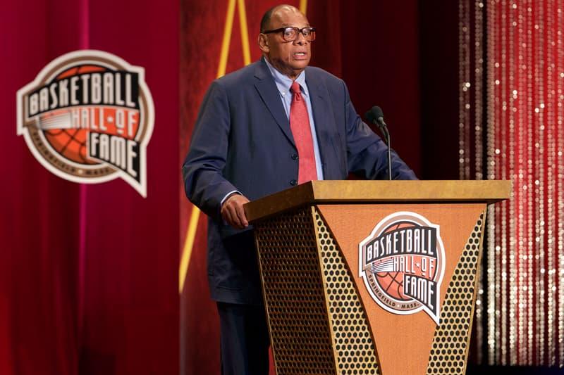 Nike George Raveling hall of fame basketball nba speech LaVar Lonzo Ball sneaker deal