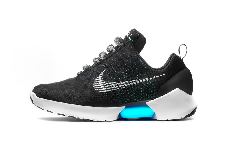 Nike HyperAdapt 1.0 Original Black White