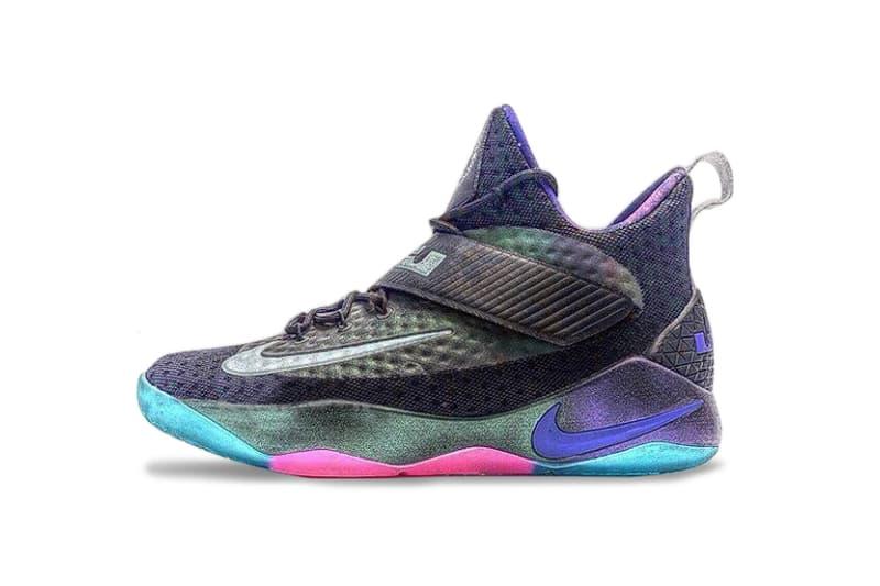 super popular ac537 f55cb Nike LeBron Ambassador 10 First Look | HYPEBEAST