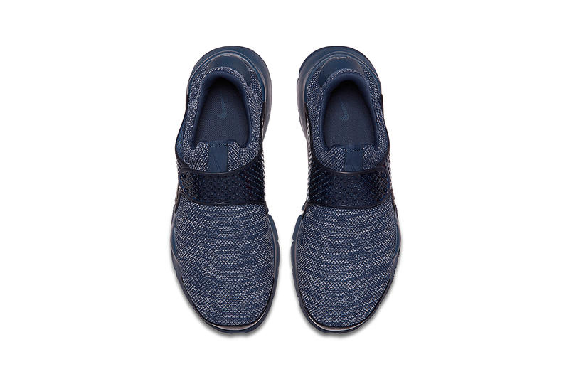 Nike Sock Dart Breathe Midnight Navy