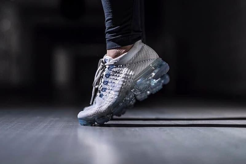 """Nike VaporMax """"White Blue"""""""