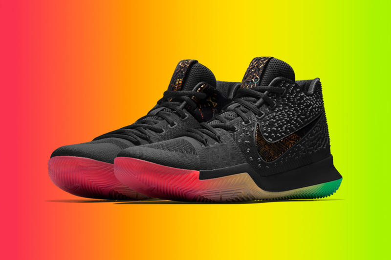 NIKEiD Nike Basketball Rise and Shine Pack KD 9 Kobe A.D. Kyrie 3 Lebron 14