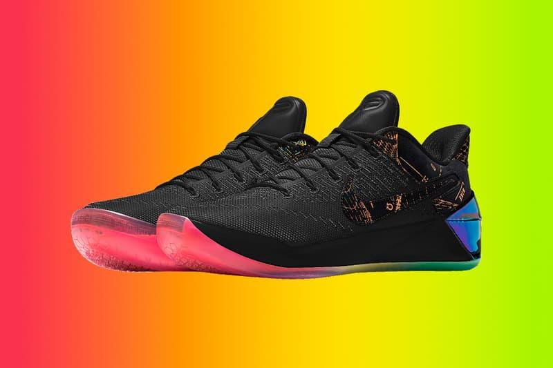 NIKEiD Nike Basketball Rise and Shine Pack KD 9 Kobe A.D. Kyrie 3 Lebron 14 c9516ab9a539