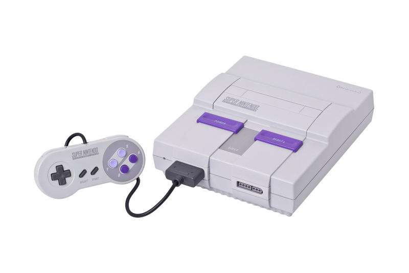 Nintendo SNES Classic Edition 2017 Holiday Release