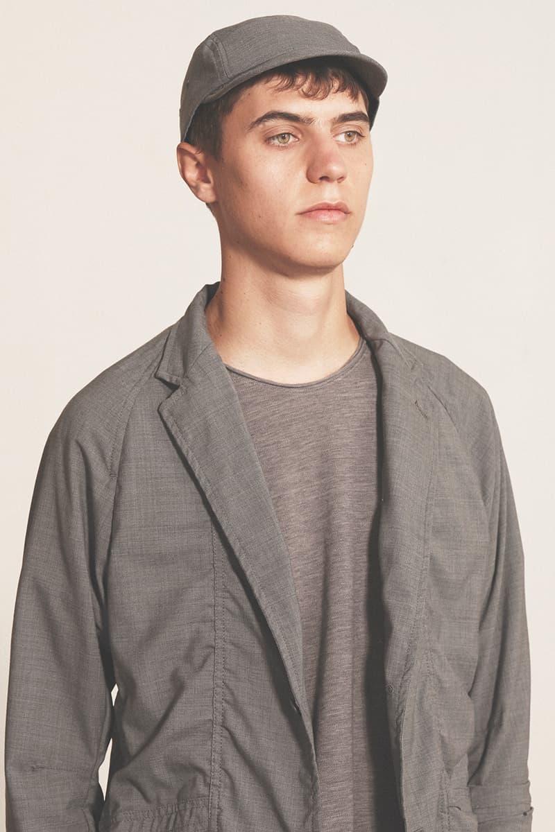 nonnative spring/summer 2017 grey blazer