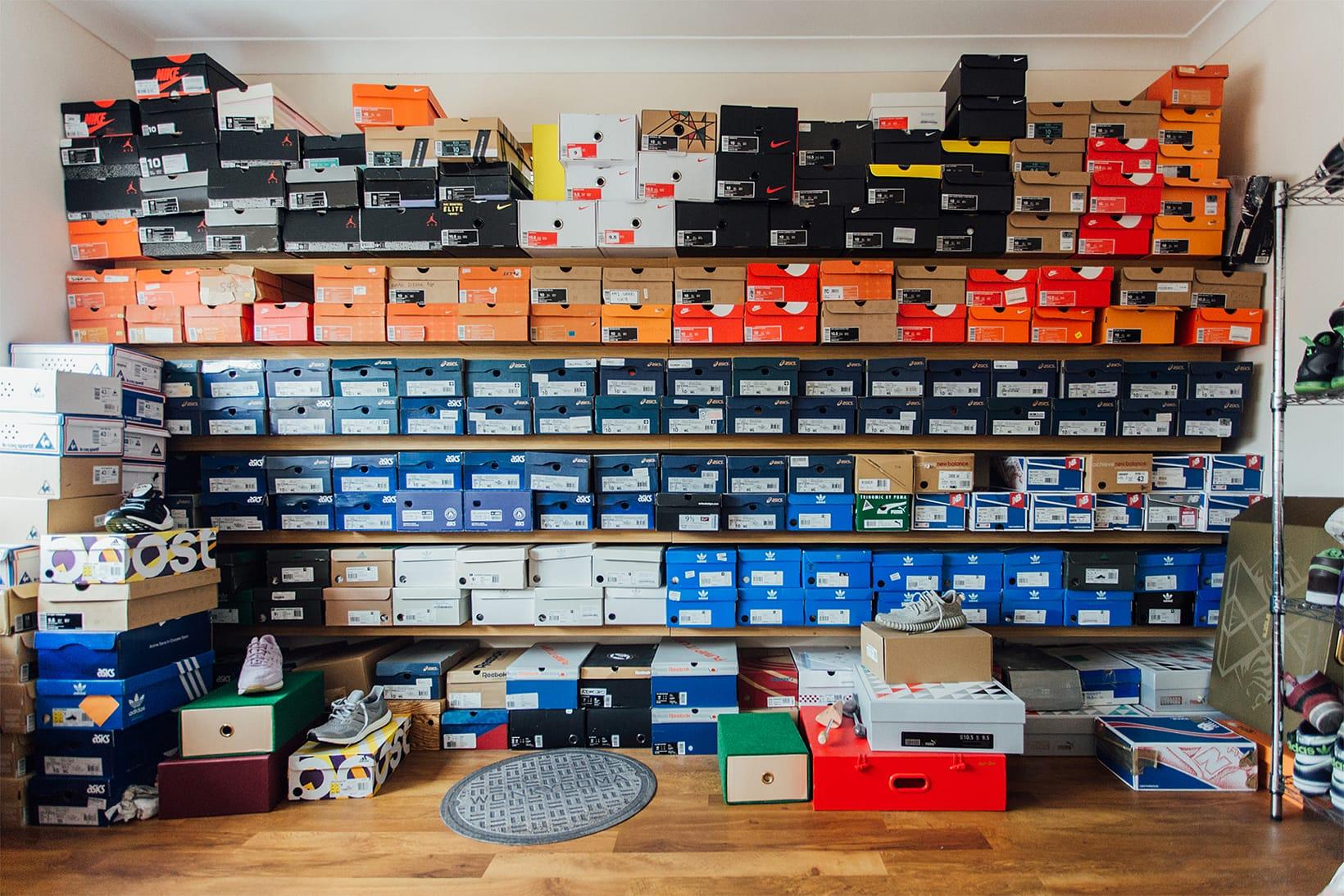 OG Sneakerheads Are Selling Their