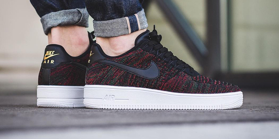 1b8089256c4 Multi-Colored Air Force 1 Ultra Flyknit Low